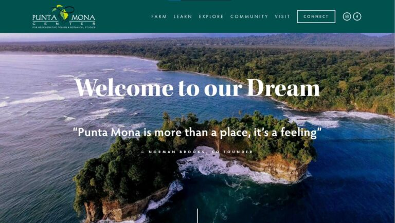 Case Study: Punta Mona
