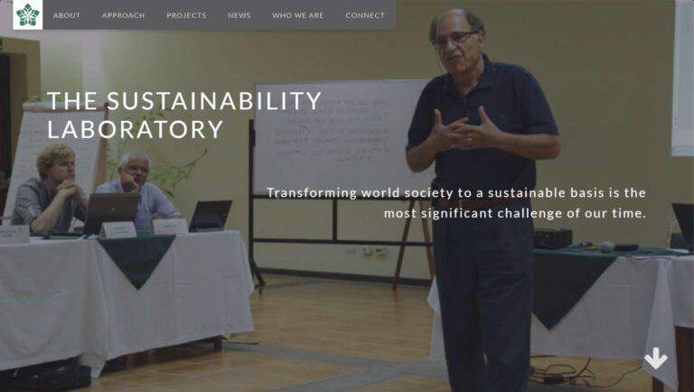 Case Study: The Sustainability Laboratory